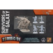 Zombicide: Invader - Survivors of the Galaxy - EN