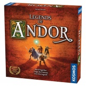 Legends of Andor: Base Game - EN
