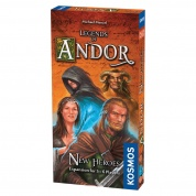 Legends of Andor: New Heroes - EN
