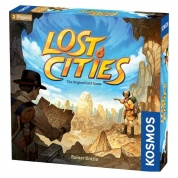 Lost Cities - The Card Game - EN