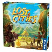 Lost Cities - The Board Game - EN
