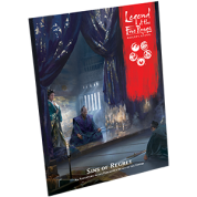 FFG - Legend of the Five Rings RPG - Sins of Regret - EN
