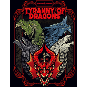 Dungeons & Dragons RPG - Tyranny of Dragons (Alternate Cover) - EN