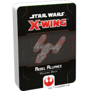 FFG - Star Wars X-Wing: Rebel Alliance Damage Deck - EN