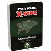FFG - Star Wars X-Wing: Scum and Villainy Damage Deck - EN