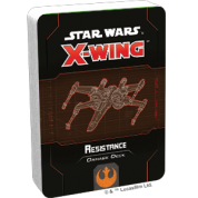 FFG - Star Wars X-Wing: Resistance Damage Deck - EN