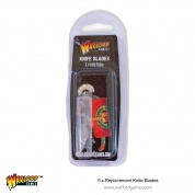 Warlord Replacement Knife Blades (5)