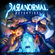 Paranormal Detectives Launch Kit - EN