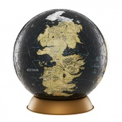 Westeros and Essos Globe Puzzle - 6 inches - 240 pcs - Game of Thrones