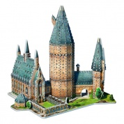 Wrebbit 3D puzzle - Harry Potter Hogwarts - Great Hall