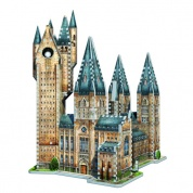 Harry Potter Hogwarts - Astronomy tower - Wrebbit 3D puzzle