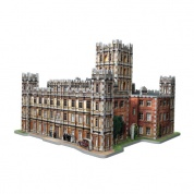 Game of Thrones Downton Abbey Castle - Wrebbit 3D puzzle