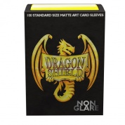 Dragon Shield Matte Non-Glare Anniversary Sleeves - Dragon Shield #1 (100 Sleeves)