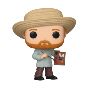 Funko POP! Artists: Vincent van Gogh Vinyl Figure 10cm