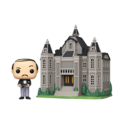 Funko POP! Town Batman 80th - Wayne Manor w/Alfred Vinyl Figure