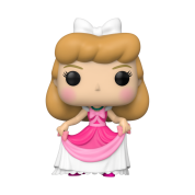 Funko POP! Cinderella - Cinderella in Pink Dress Vinyl Figure 10cm
