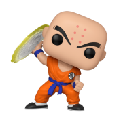 Funko POP! DBZ - Krillin w/ Destructo Disc Vinyl Figure 10cm