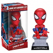 Funko Wacky Wobbler: The Amazing Spider Man 2- Spider-Man