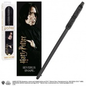 Harry Potter - Severus Snape's Wand with 3D bookmark