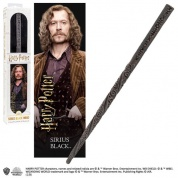 Harry Potter - Sirius Black 's Wand with 3D bookmark