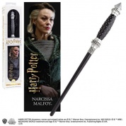 Harry Potter - Narcissa Malfoy's Wand with 3D bookmark