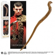 Harry Potter - Viktor Krum's Wand with 3D bookmark