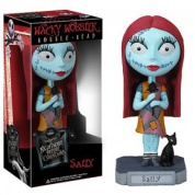 Funko - Nightmare Before Christmas SALLY 7-inch Bobble Head