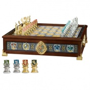 Harry Potter - The Hogwarts Houses Quidditch Chess Set
