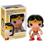 Funko POP! DC Universe - Wonder Woman Vinyl figure 4-inch