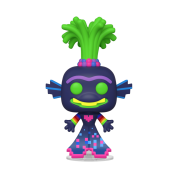 Funko POP! TWT- King Trollex Vinyl Figure 10cm