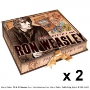 Harry Potter - Ron Weasley Artefact Box x2
