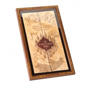 Harry Potter - Marauders Map - Display Case