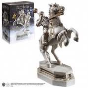Harry Potter - Wizard Chess Knight Bookend - White