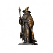 The Hobbit - Gandalf Bronze Sculpt