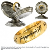 The Lord of the Rings One Ring Stainless Steel - Gold colour