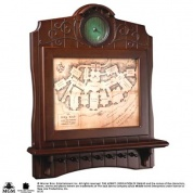 The Lord of the Rings - Bag-end Map Plaque Key Holder