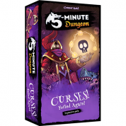 5 Minute Dungeon: Curses Foiled Again! Expansion - EN