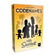 CODENAMES: The Simpsons Family Edition - EN