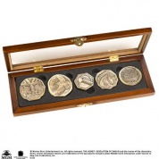 The Lord of the Rings - Dwarven Treasure Coin Set