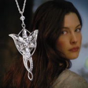 The Lord of the Rings Replica - Arwen Evenstar pendant