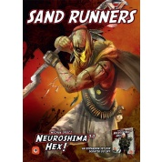 Neuroshima Hex! 3.0: Sand Runners - EN