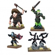 Kings of War Vanguard: Undead Warband Booster - EN