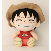 One Piece - Ruffy Plush Figure 20cm