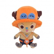 One Piece - Chopper X Ace Plush Figure 11cm