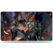 UP - Playmat Magic: The Gathering War of the Spark Alternate Art Tibalt