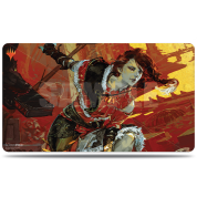 UP - Playmat Magic: The Gathering War of the Spark Alternate Art Arlinn Kord