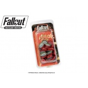Fallout: Wasteland Warfare - Nuka-Cola Bottle Caps Set