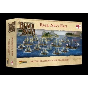 Black Seas: Royal Navy Fleet (1770 - 1830) - EN