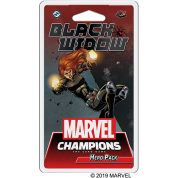 FFG - Marvel Champions: The Card Game - Black Widow - EN