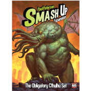 Smash Up: The Obligatory Cthulhu Expansion - EN